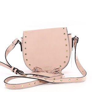 VICTORIA'S SECRET Blush Pink Crossbody Bag Tassel